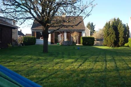 Maison au vert - Marles-en-Brie - Rumah