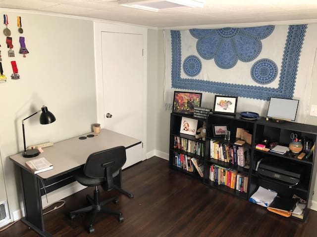 Friendly and Welcoming Room