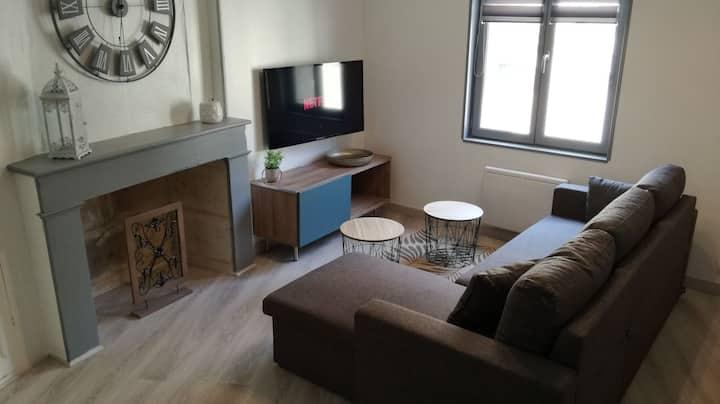 Appartement meublé Brume de Loire A2