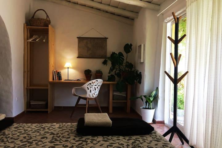Casa da Amendoeira na Quinta da Fornalha