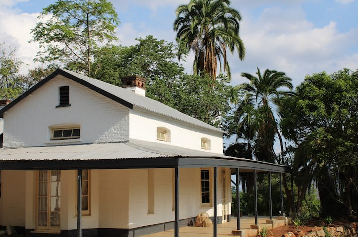 Metangula Manor, a colonial gem on Zomba mountain