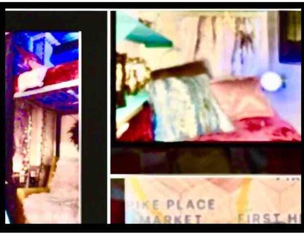 First Hill cozy loft plus shared bath