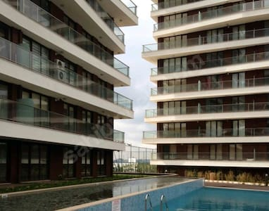 Quite,reachable,safety,cheap Residencies - basaksehir