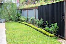 Deluxe Apartment Garden