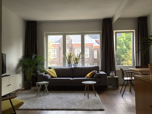 1920s apartement in De Pijp, Amsterdam - Amsterdam - Appartement