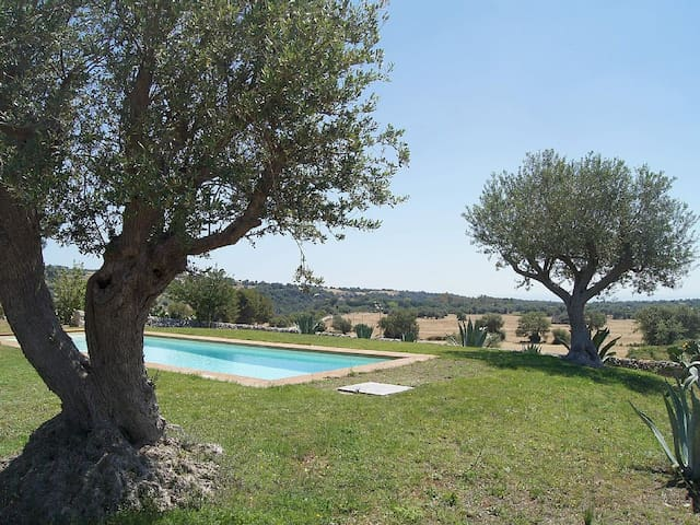 Country House with exclusive pool - Palazzolo Acreide