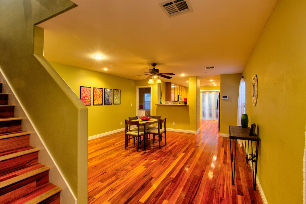 Downstairs Dinning Room