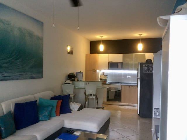 Modern condo adjacent to Cabarete Beach