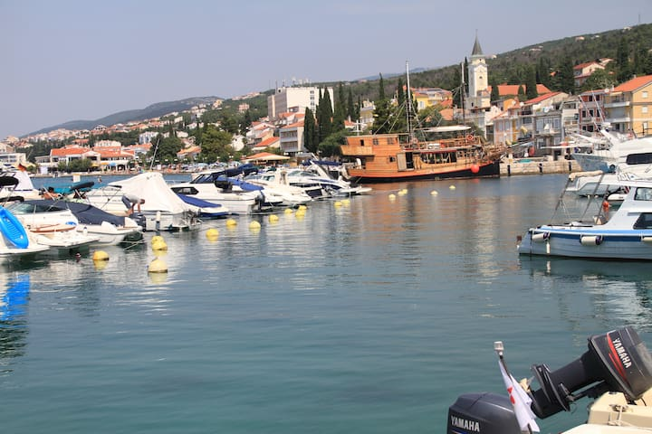 Croatia Beach Adventure- Apartment 1 - Selce - Leilighet