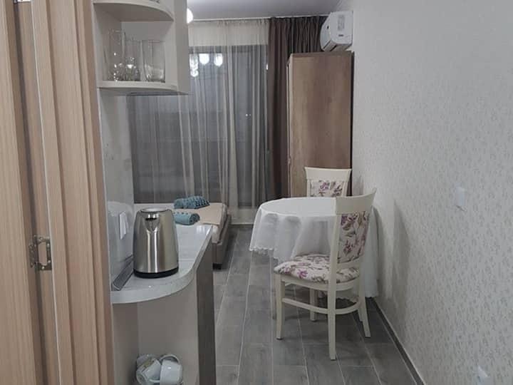 Two-Bedroom Apartment Delux - Aparthotel Iglika