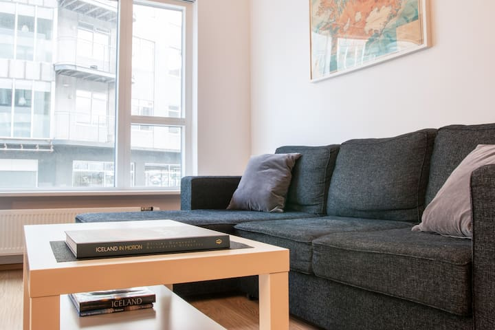 Reykjavik City Centre - New and cozy apartment