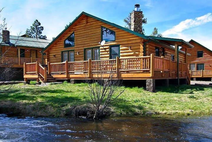 Greer Riverside Getaway #175 @ Greer Lodge Estates