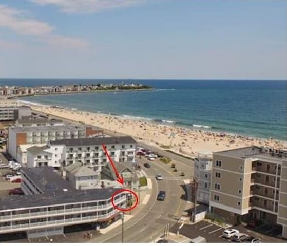 Slice of Paradise at Hampton Beach!! - Hampton - Lyxvåning
