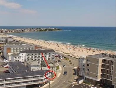 Slice of Paradise at Hampton Beach!! - Hampton - Osakehuoneisto