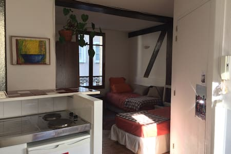 Studio vu cathédrale - Chartres - Apartment