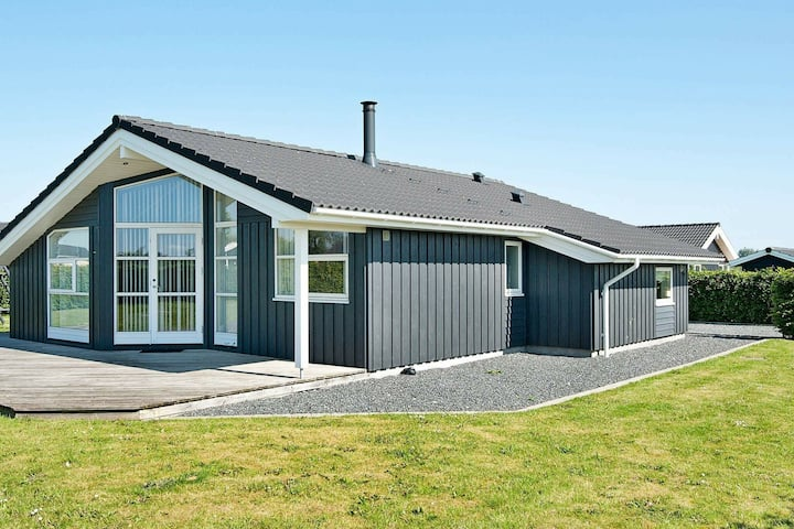 Delicate Holiday Home in Haderslev with Garden