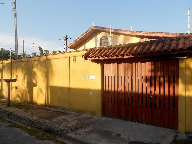 Casa em Peruíbe, litoral sul de SP. - Peruíbe