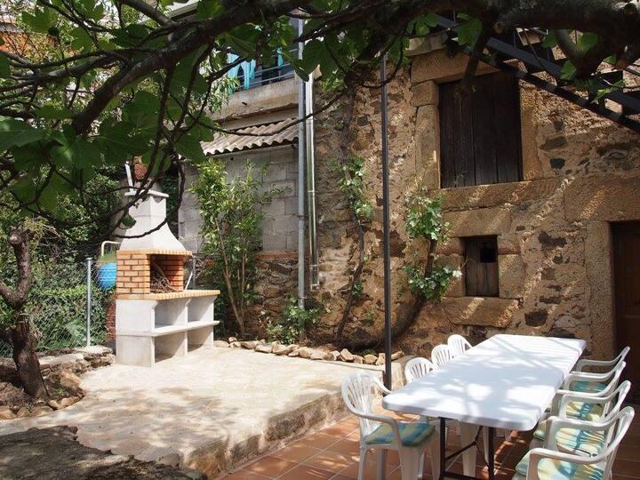Preciosa casa en Villanueva del Conde