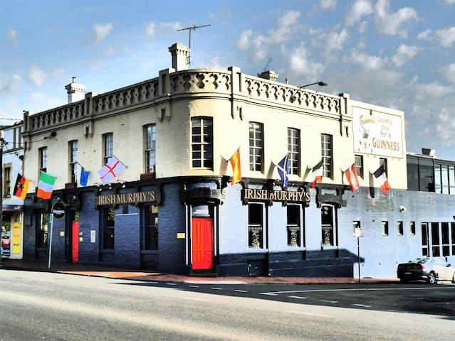 Irish Murphy's Hostel - Geelong West - Retkeilymaja