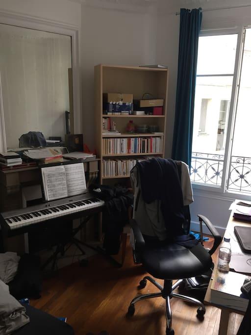 La chambre / bedroom