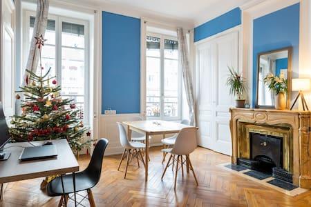 Bel appartement 85m2 central - Lyon