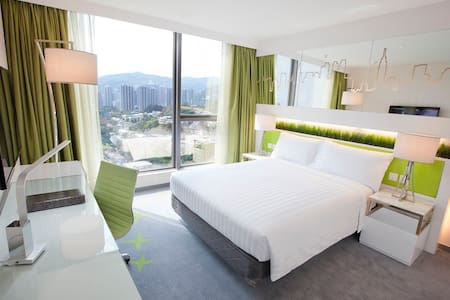 New & stylish rooms, free WiFi & IDD, Pool & Gym - Hong Kong