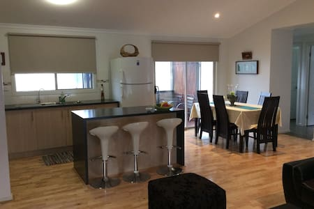 Modern holiday house - Tarwin Lower