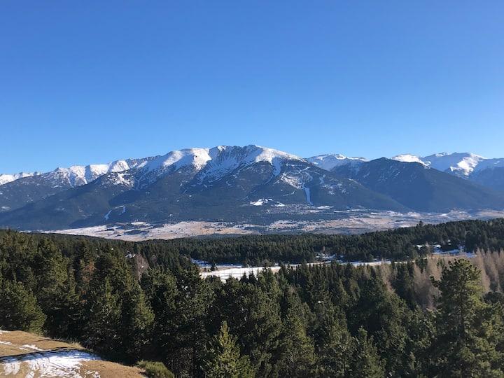Studio cabine 4pers. 150m des pistes de ski