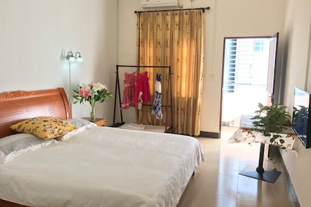 204-King Room with a king bed, balcony, kitchen - Sanya