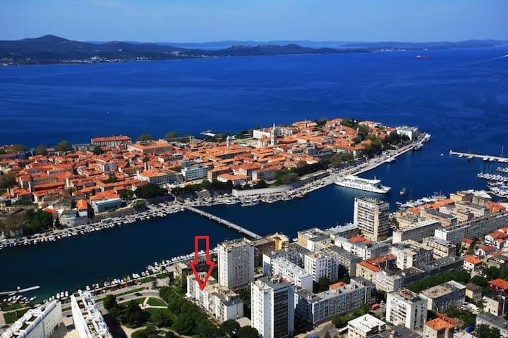 Ap. Stipe close the center Zadar