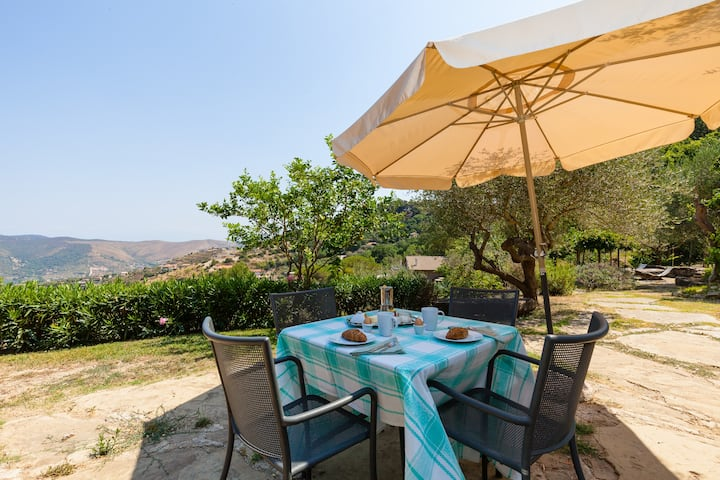 Cosy little Stonehouse in Olivegrove with Seeview