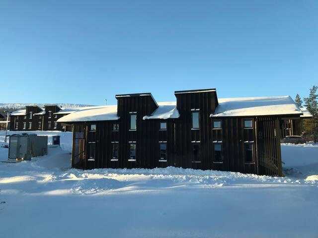 Sälen Lindvallen, Tjäderåsvägen 4d, (nybyggd lgh)