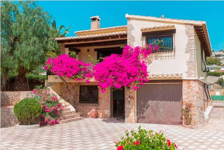 Luxury 4 Bedroom Villa, Moraira - Teulada - Villa