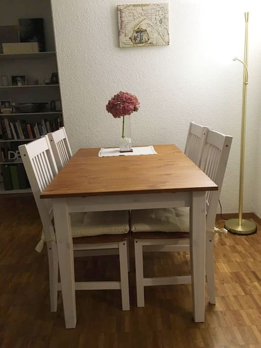 Dining Table (evening pic)
