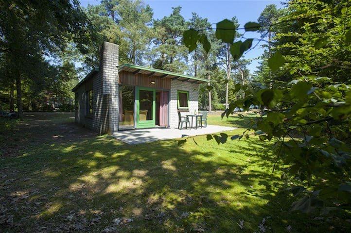 Tweepersoons bungalow op het park. - Doorn - Apartemen