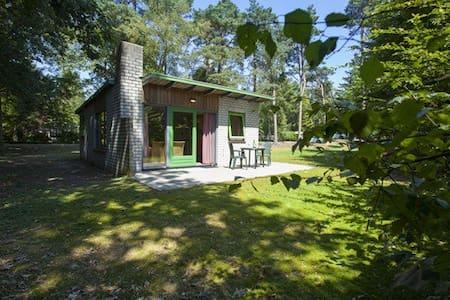 Tweepersoons bungalow op het park. - Doorn