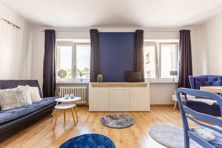 Apartament -  stylowy i nowoczesny