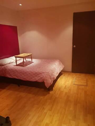 Cuarto Tipo Hotel Doble Centro Histórico Zocalo