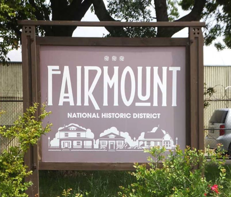 Fairmount Historic District