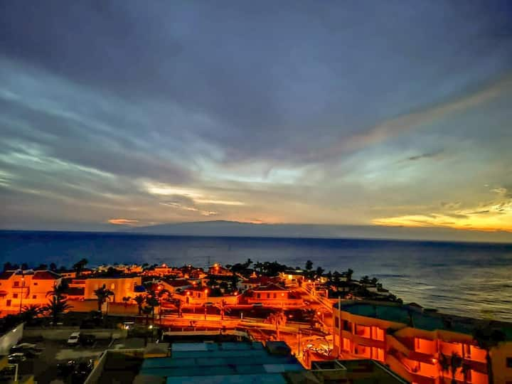 Sea View Playa Arena by HelloApartments