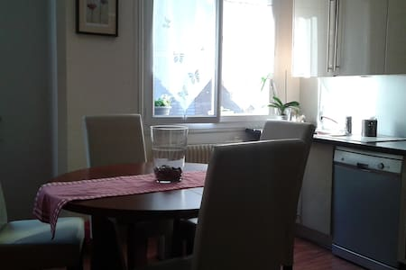 Cosy flat in Center of Le Mans - 2 double rooms - Le Mans - Apartment