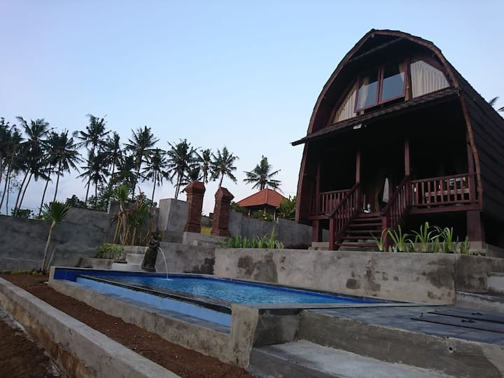 Mawar house with pool