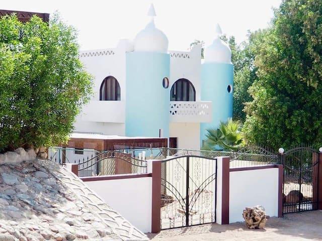 Casablanca villa 5