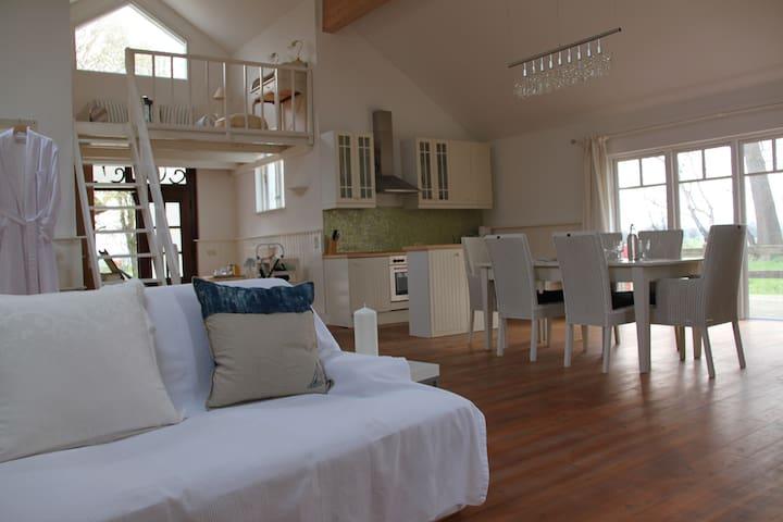 Einzigartiges Gästehaus in ruhiger Umgebung