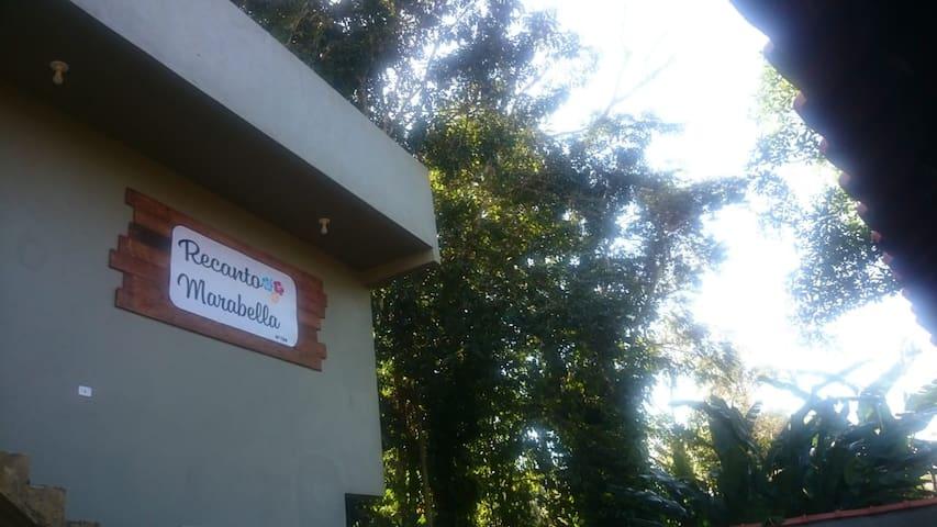 Suíte 07 - Recanto Marabella