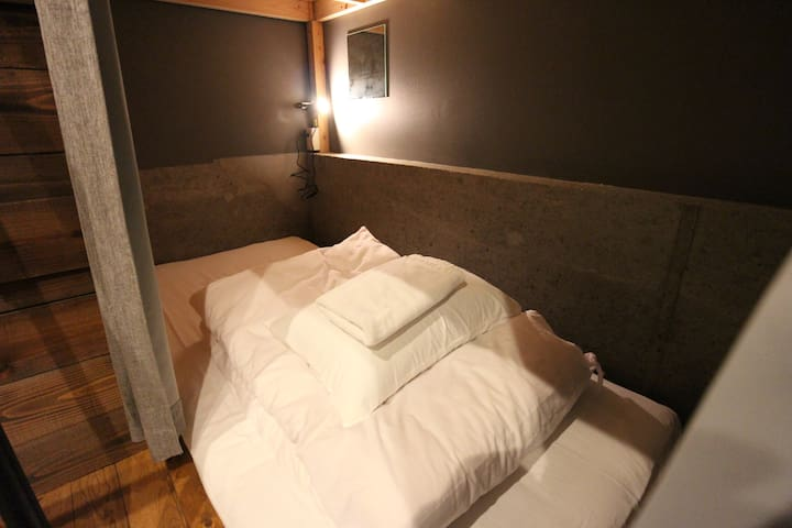 Mix Dorm 7min by walk from Kanazawa Sta.