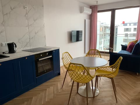 Apartament Wola Goleszowska 77 - air condition