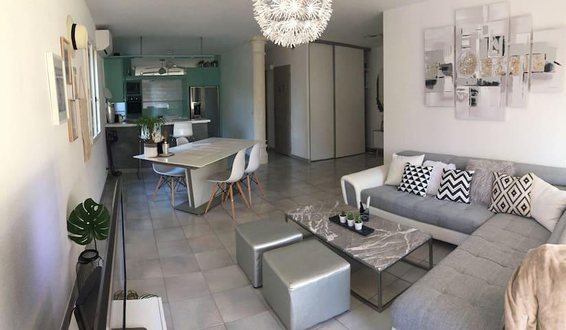 Appartement T3 près de la mer et du centre ville - Carry-le-Rouet - Apartament