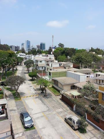 Centric New Apartment near to Miraflores - Surquillo - Apartemen