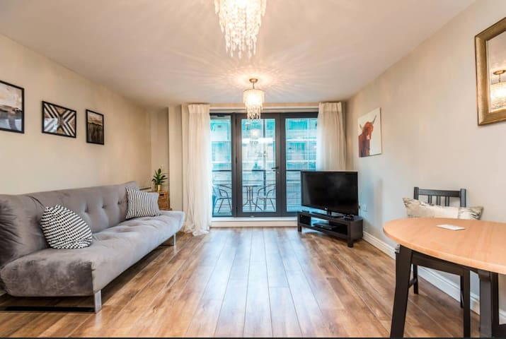 Secure Modern Single Room - Liverpool City Centre